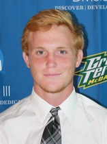 Drake Pew is a sophomore at McDaniel College, in Westminster Maryland. He is a member and a captain of the Men's Soccer team.