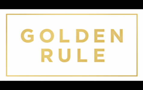 The Golden Rule Club is a new club created this year by senior, Madison Butler.