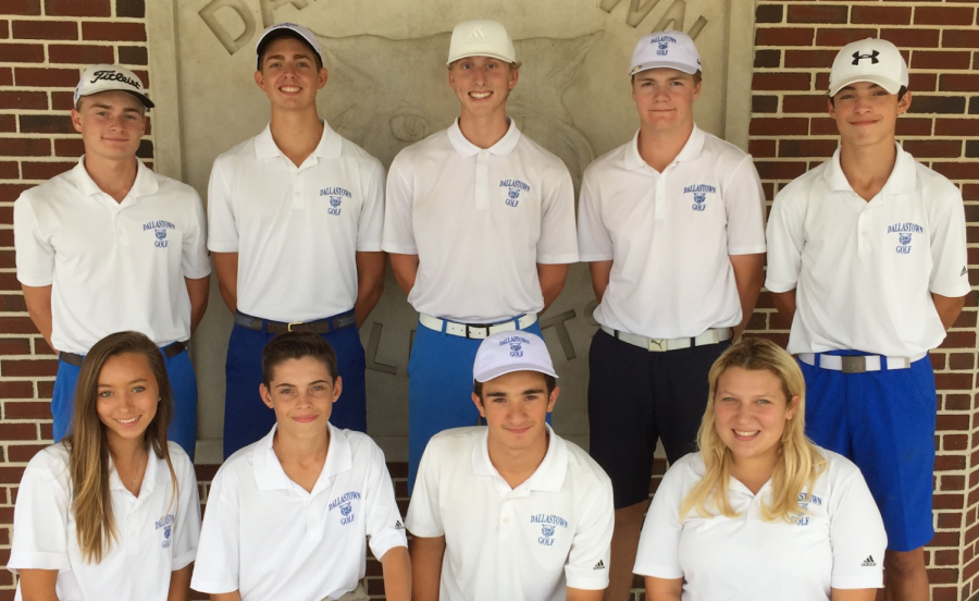 Dallastown's Golf Team had a very successful season, even though many people didn't know it even existed.