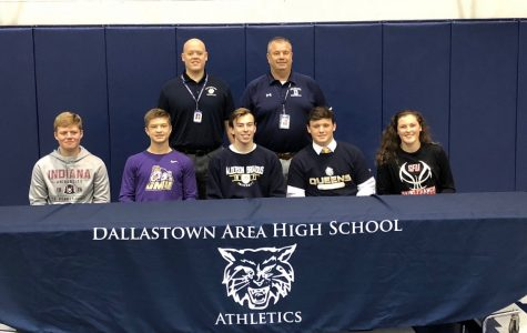 Dallastown Signing Days