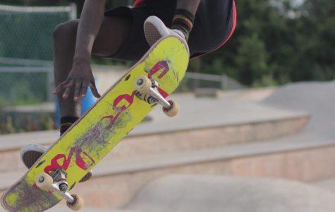 Skater Safe Haven Compromised by Violence