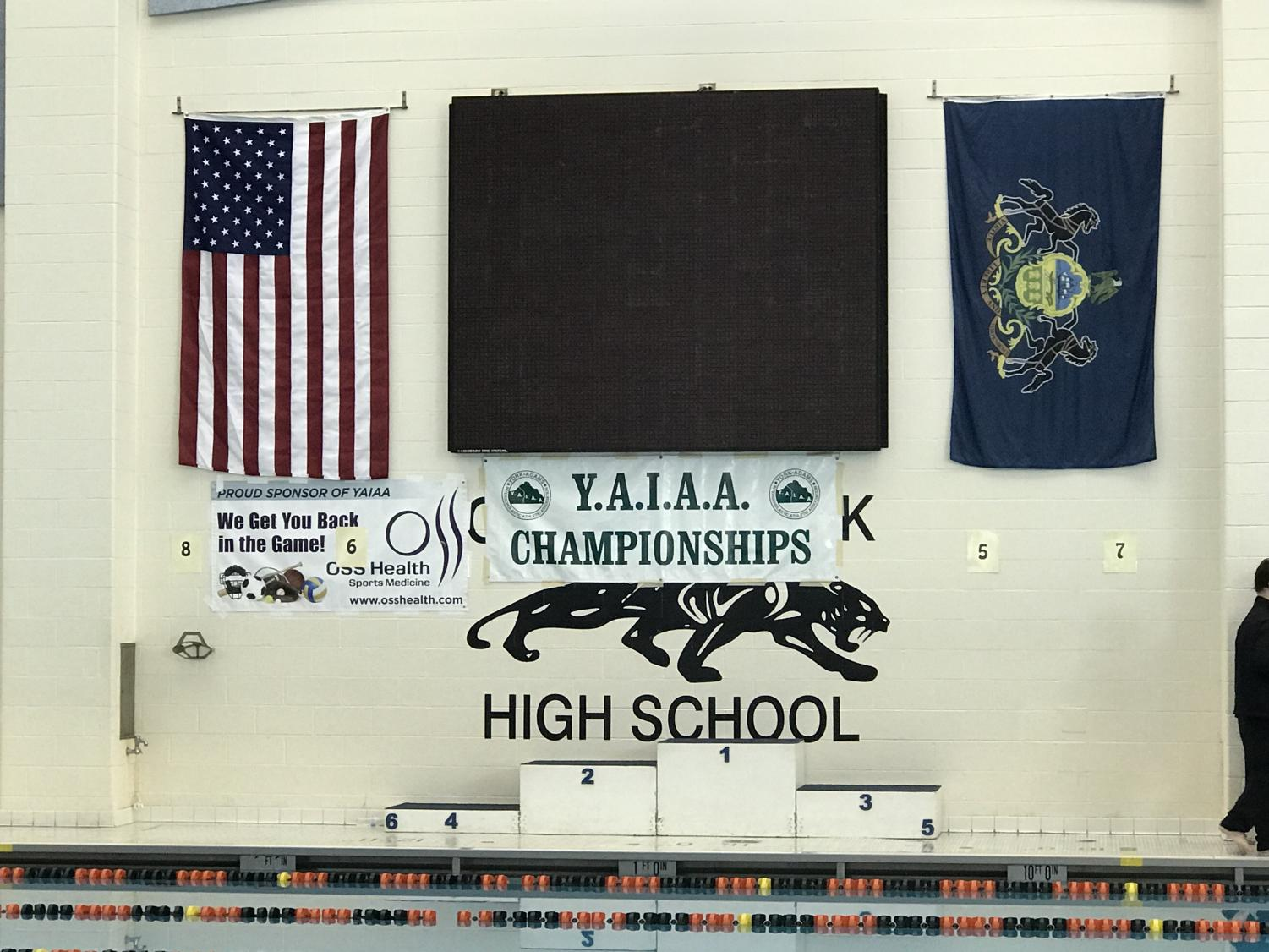 Local schools competed at the 2109 YAIAA Swim Championships this past weekend for chance to qualify for the District III meet.