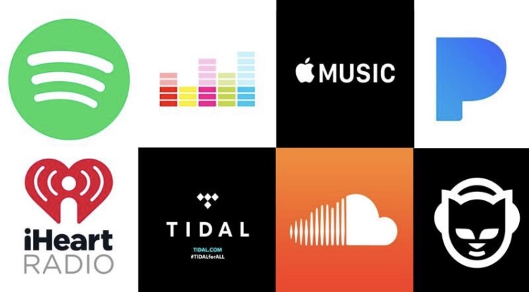 Different music platforms can be used for different purposes.