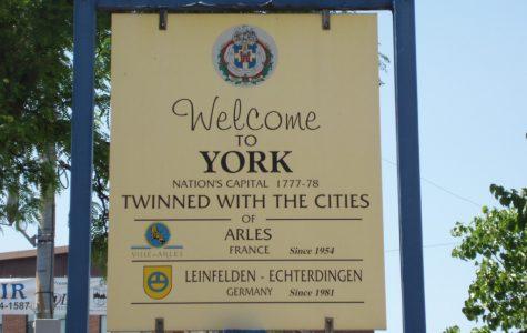 York meets Europe