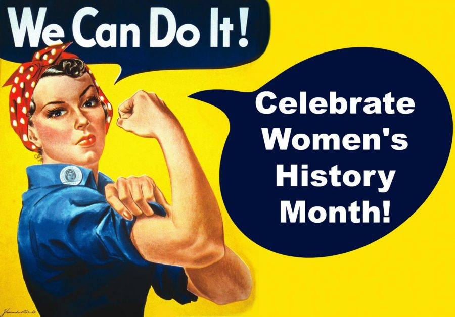 Dallastown%27s+Girls+Learn+International+Club+celebrates+March+as+Women%27s+History+month.