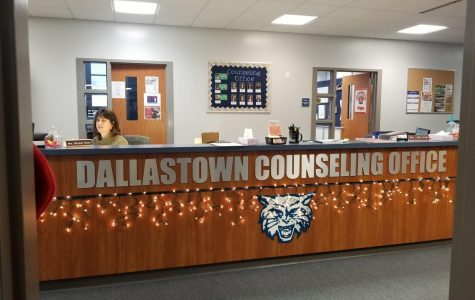 Dallastown's counseling office gets a new name and a new look to offer a warmer welcome to all students. They hope to meet more of students' needs in better ways.