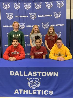 Dallastown's Fall Athletic Signing Day