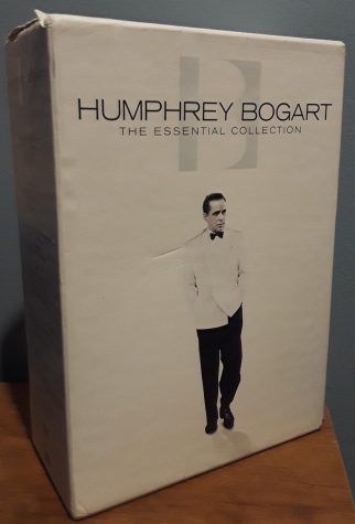 One year for Christmas my dad received this collection of old Humphrey Bogart films, including  Key Largo.
