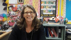 Miss Wilson, History Teacher, is the Social Studies Department Head at Dallastown area High School.