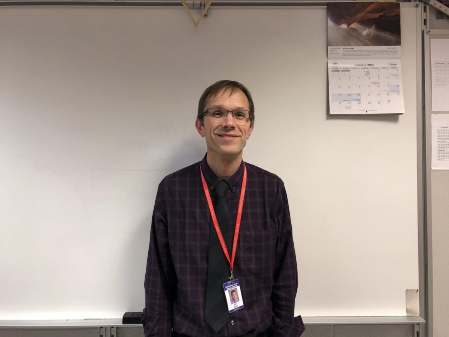 Mr. Ilyes is a Science teacher as well as the head of the Science Department.