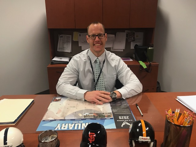 Mr. Schneider has been the Head of the Special Education Department for six years.