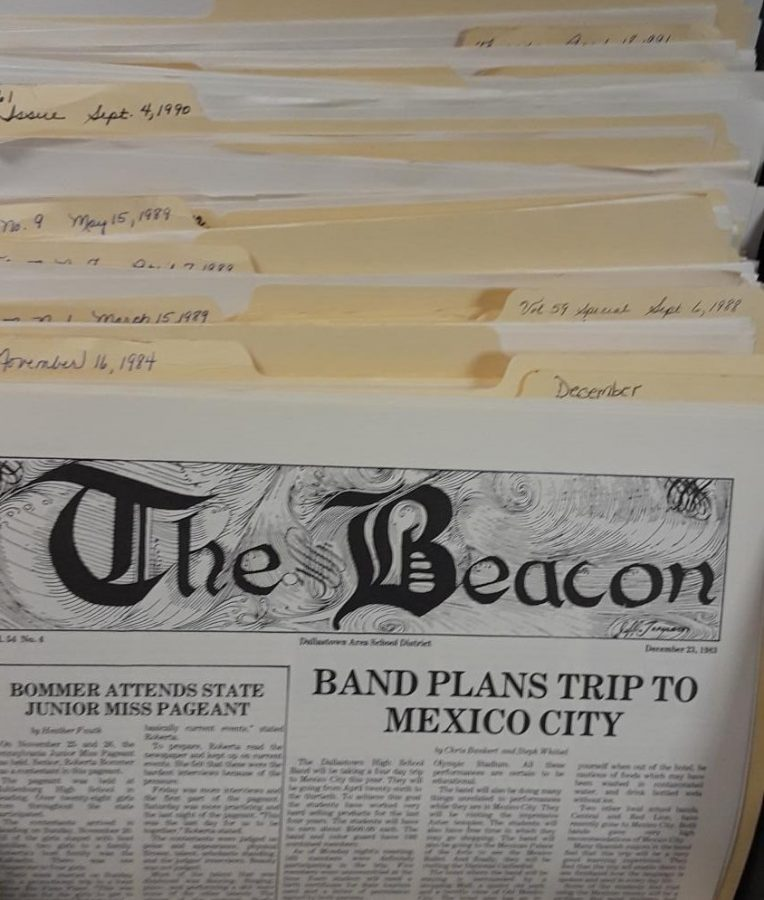 A History of the Beacon