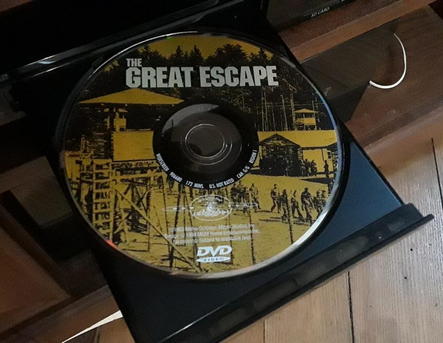 Comments on Uncommon Classics: The Great Escape