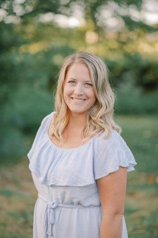 Nicole Montgomery graduated from Dallastown in 2007 and returned in 2019 to work for the school.