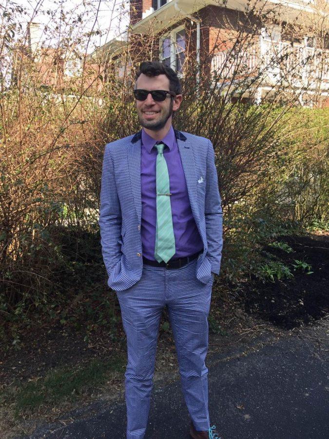 Mr. Gottloeb: Dallastowns Male Teacher Style Icon