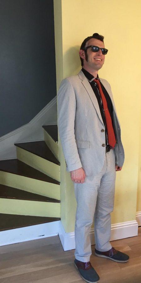Mr.Gottloeb: Dallastowns Male Teacher Style Icon 4