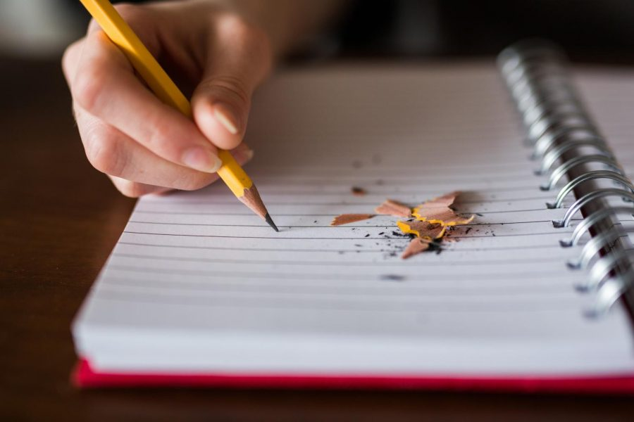 A stress free place for anyone to just write to their hearts content.