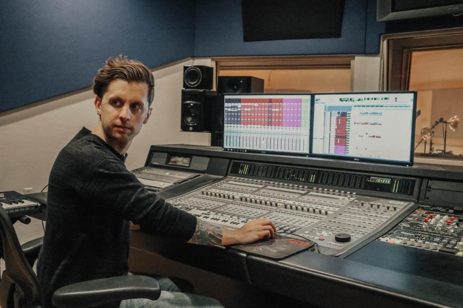Christian Medice has been making songs for bands and artists like Lovelytheband for 13 years.
