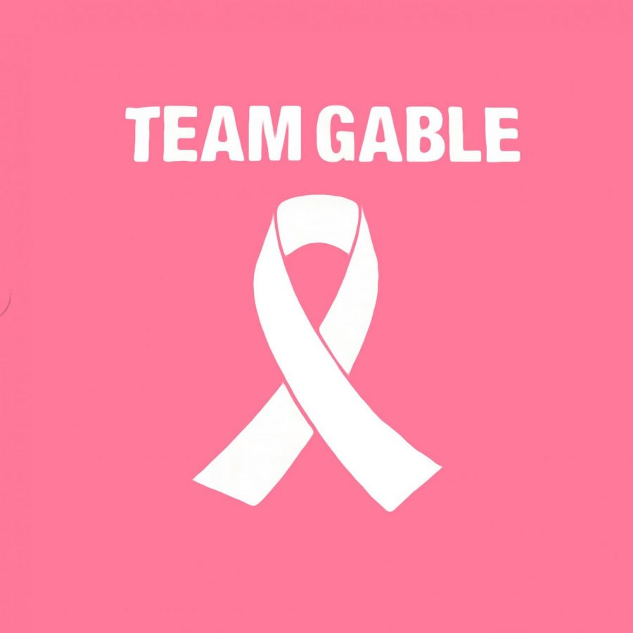 The+Dallastown+Tennis+team+used+shirts+stating+%22Team+Gable%22+to+show+their+support.